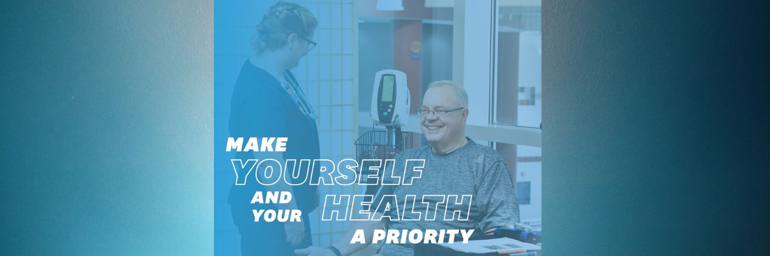 Make Yourself and Your Health a Priority image