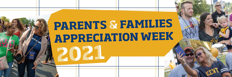 Parents and Families Appreciation Week 2021