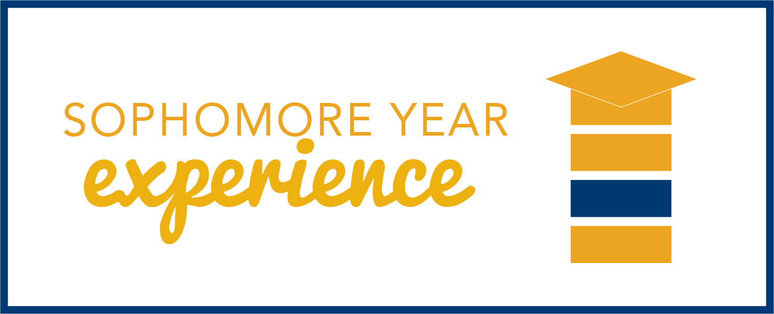 Sophomore Year Experience Banner