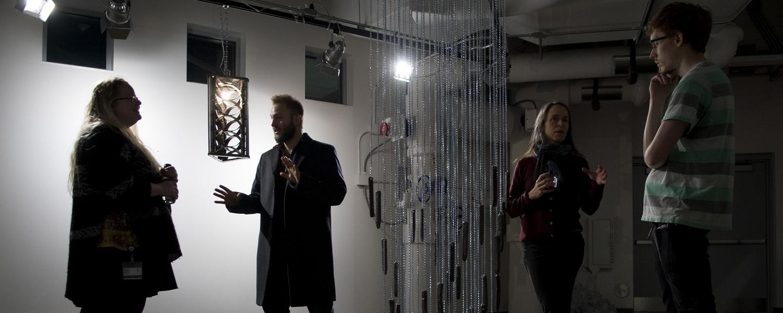 Sculpture Critique Spaces