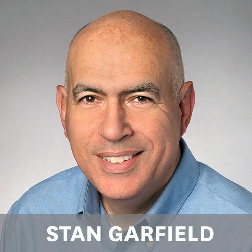 Stan Garfield headshot