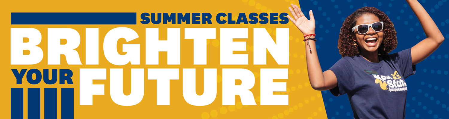 Brighten Your Future with Summer Classes at Kent State Stark