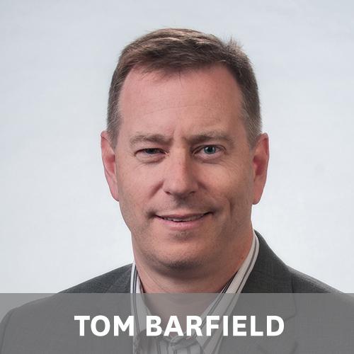 Tom Barfield headshot