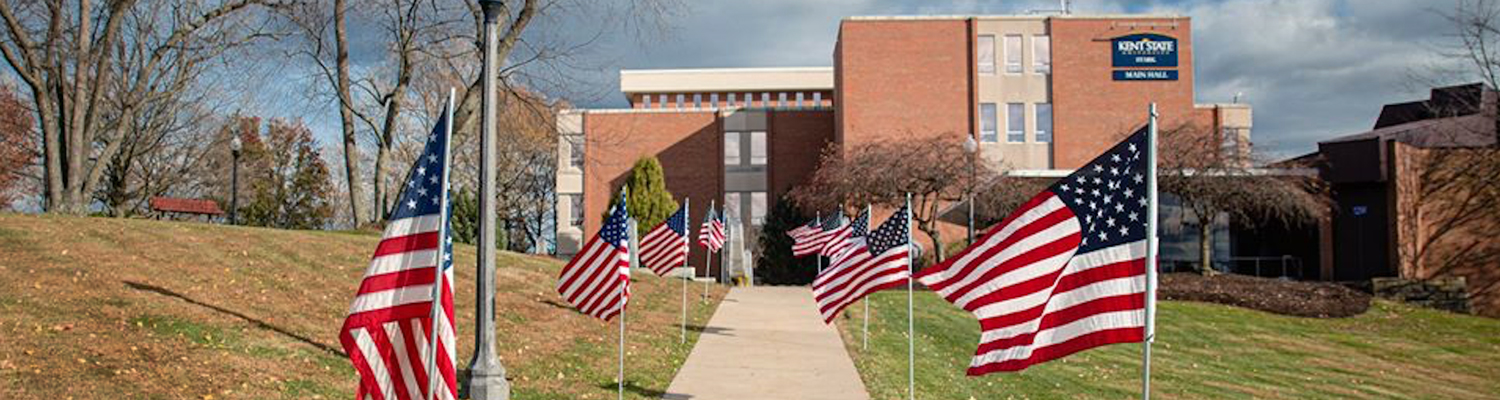 Veterans Day Activities at Kent State Stark