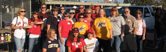 Members of Kent State University Alumni Association