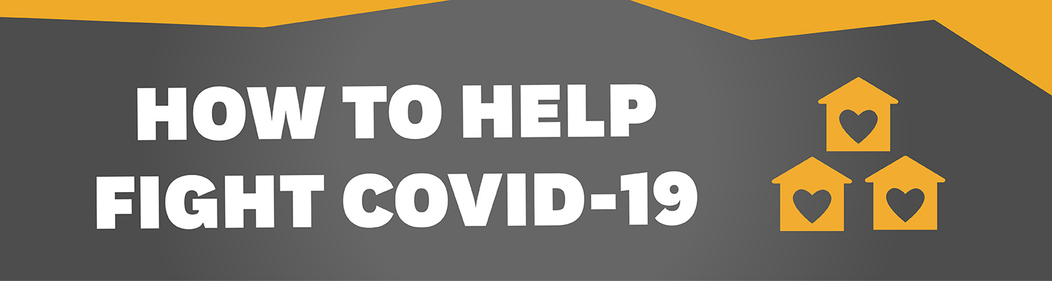 How to Help Fight COVID-19