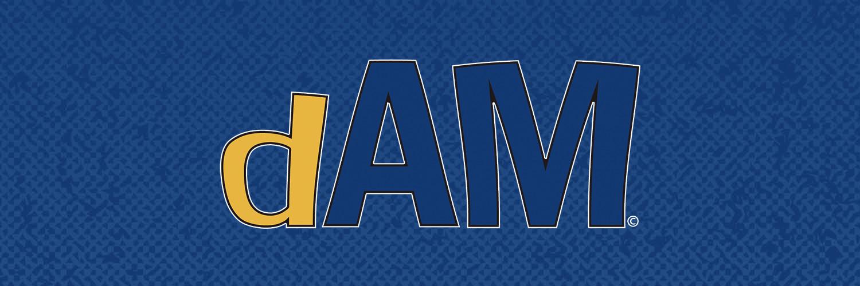 dAM logo for disabiltiy awareness month