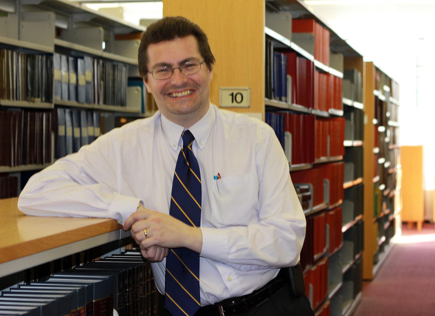 David H. Michels, Ph.D.