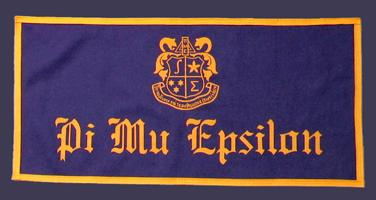 Pi Mu Epsilon, Kent State University Chapter