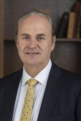 President Todd Diacon Headshot