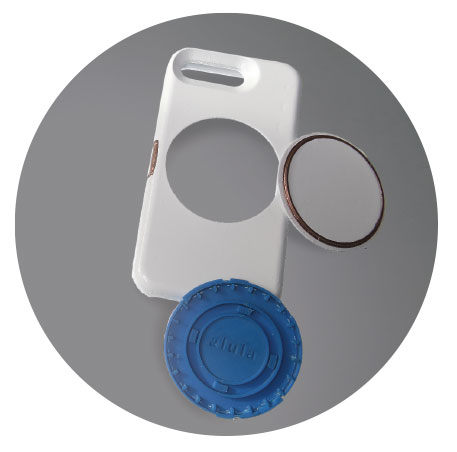 prototype of the alula smartphone case