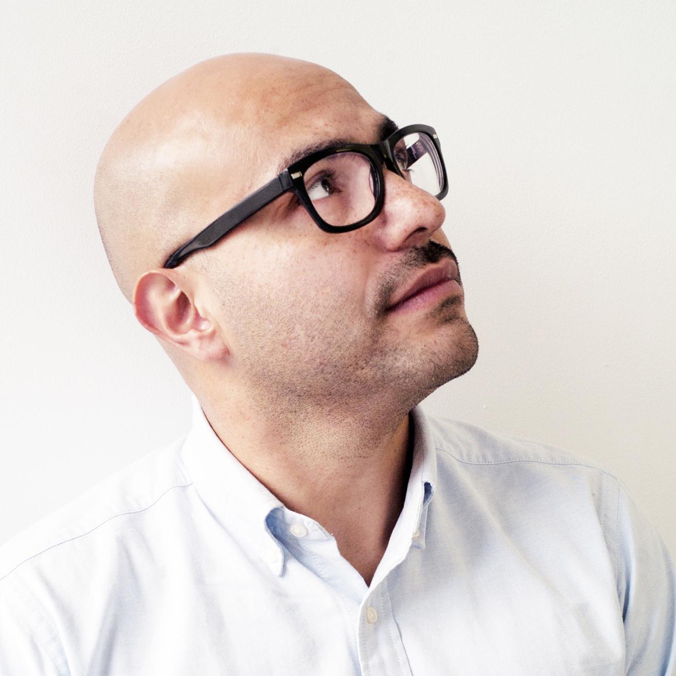 Headshot of Quilian Riano