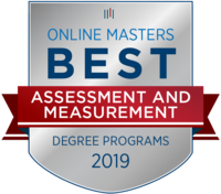 Online Masters Badge