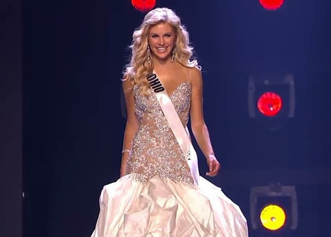Deneen Penn, Miss Ohio 2018