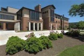 Stopher and Johnson residence halls