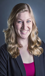 Photo of Kent Student Center student employee Dana Jones