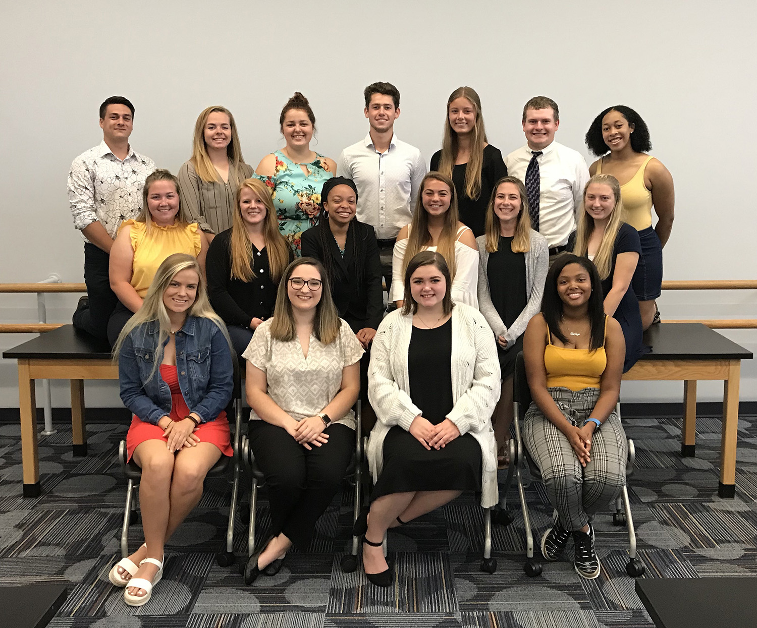 First Year Professional Phase Students