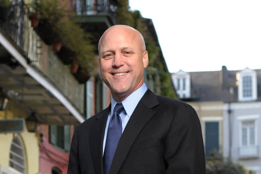 Former New Orleans Mayor Mitch Landrieu will speak at Kent State University at 7 p.m. Nov. 19 as part of the university's May 4 Speaker Series.