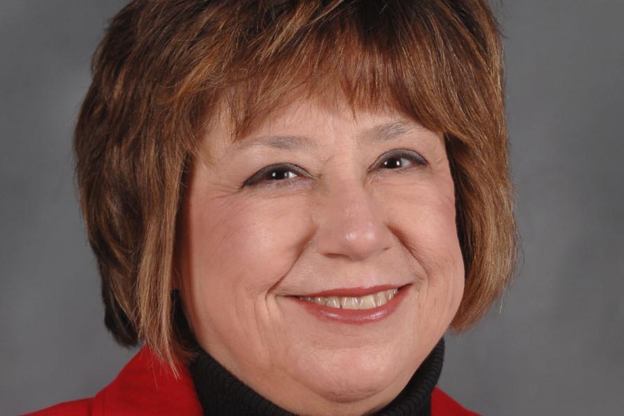 Professional headshot of Dr. Mary K. Anthony