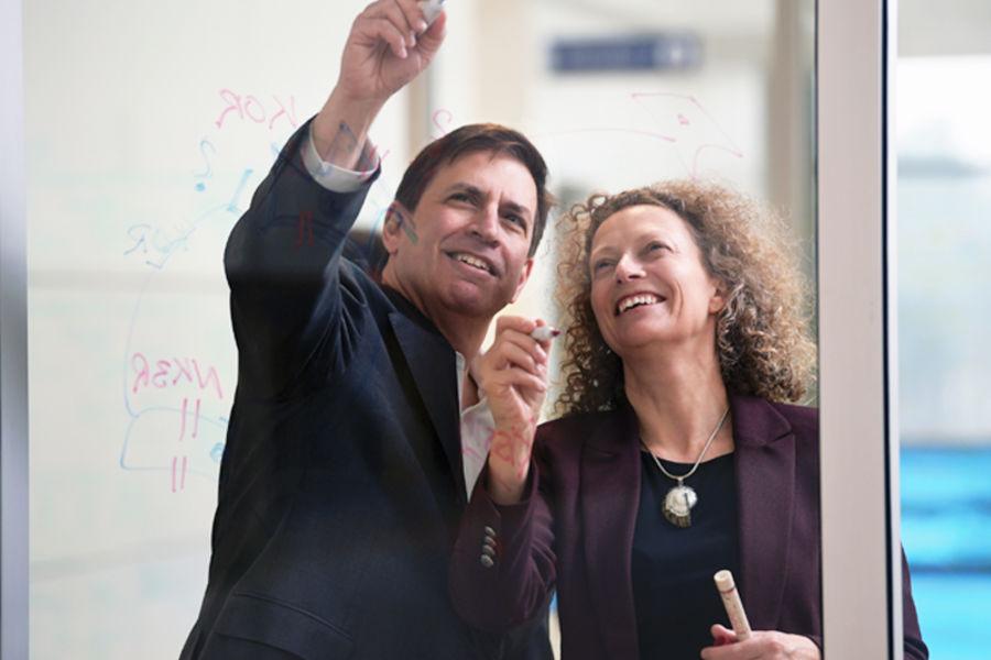 Michael Lehman, Ph.D., and Lique Coolen, Ph.D.