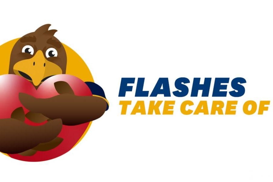 Flash Take Care of Flashes Banner