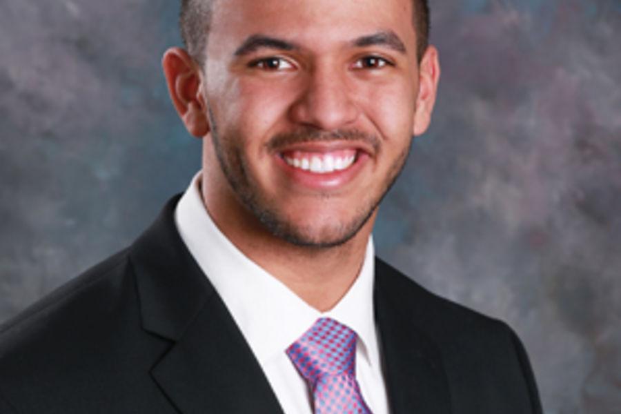 Jacob Wagner, senior biology and pre-medicine student