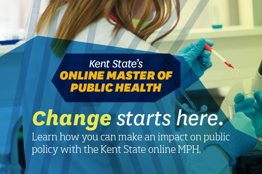 Kent State MPH