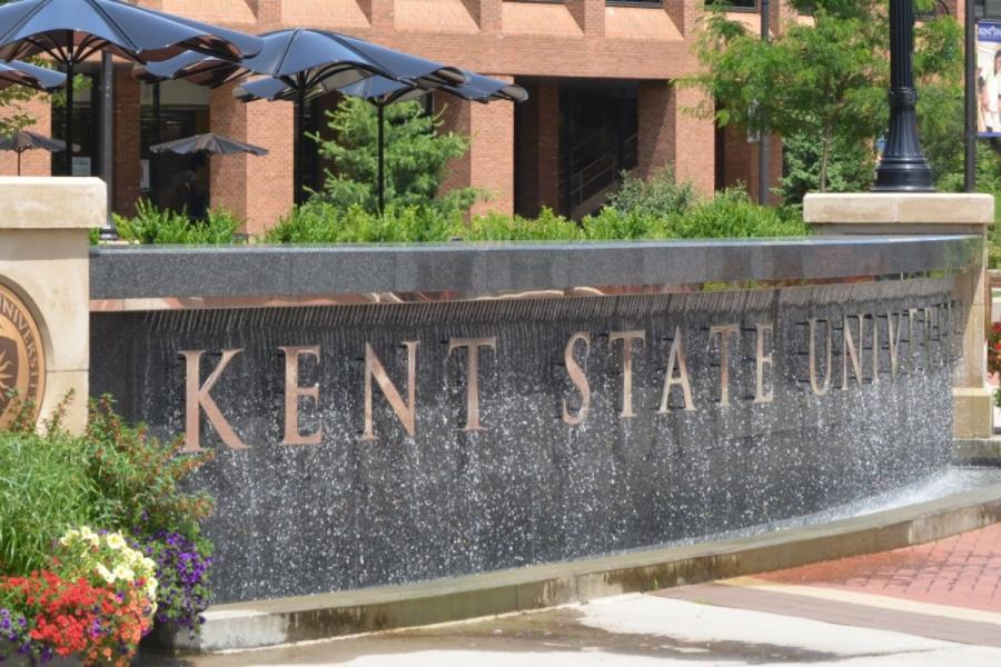 Kent State Fountain