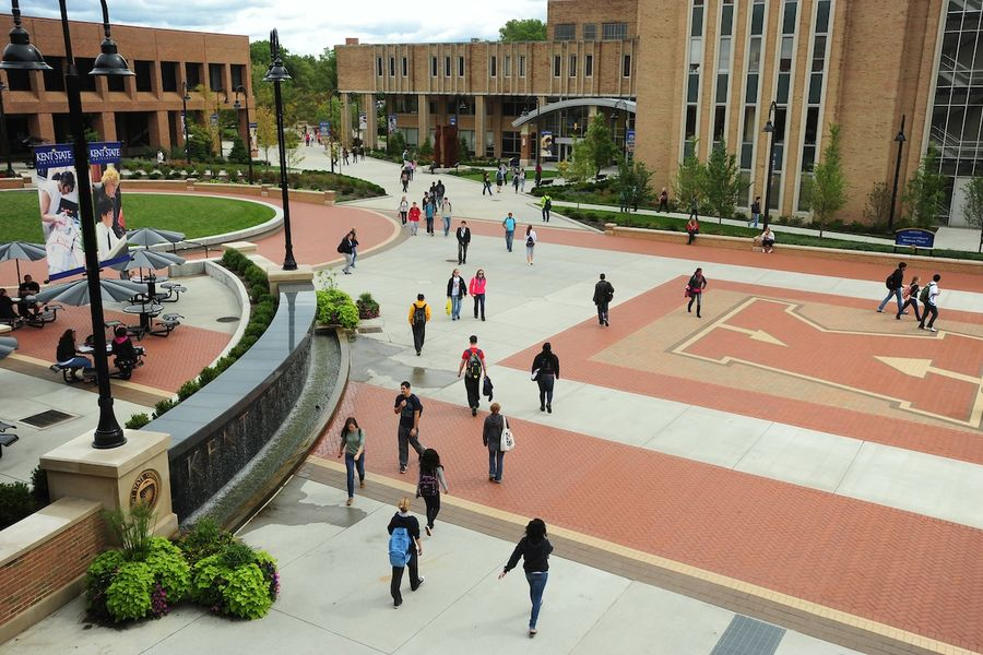 Kent State University's Online MBA program is ranked among the top 100 programs in the nation by U.S. News & World Report's on its 2019 Best Online MBA Programs list.