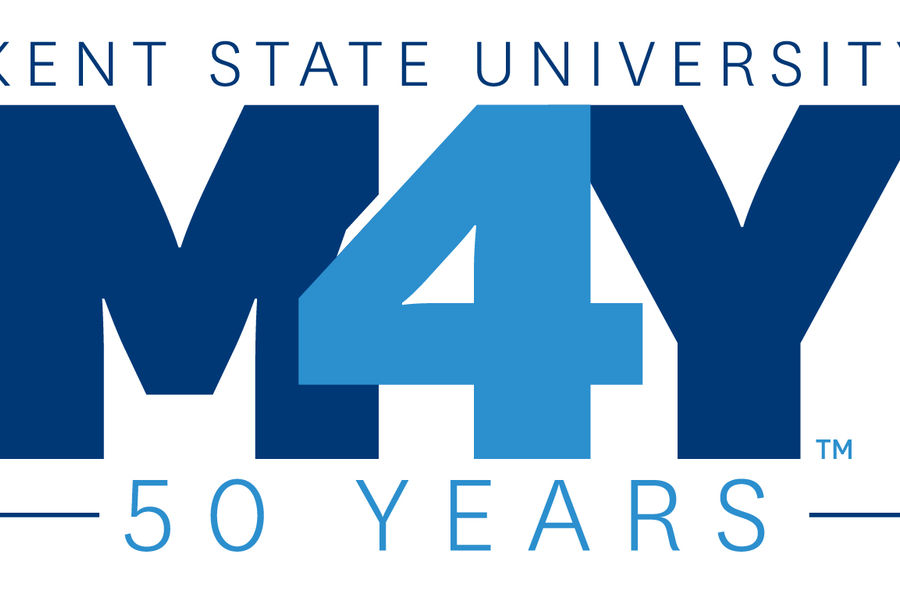 Logo for May 4 50 Years