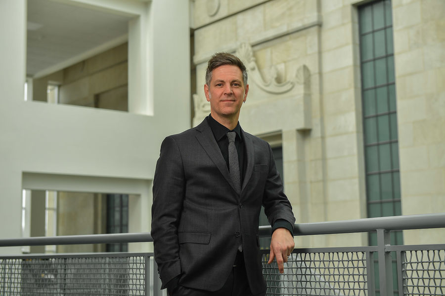 J.R. Campbell, professor and director of Kent State University's School of Fashion Design and Merchandising, will become the inaugural executive director of Kent State's Design Innovation Initiative.