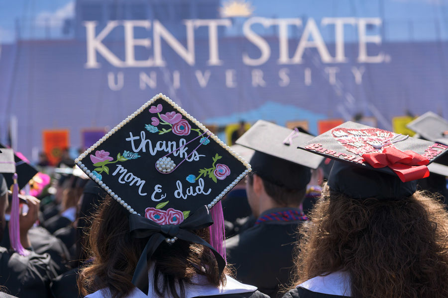 Kent State University will recognize the accomplishments of its Spring Class of 2020 with a virtual commencement recognition ceremony on May 9.