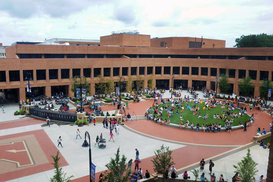 Kent State University ranks in the top 100