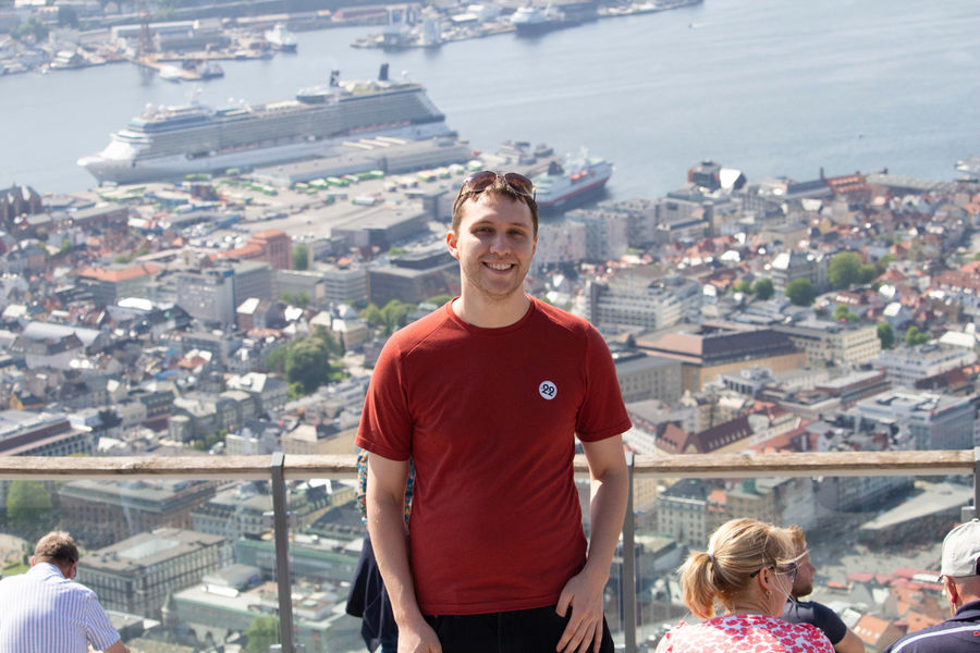 Senior BA Design student Jack McCormick traveled to Trondheim, Norway and presented to the conference