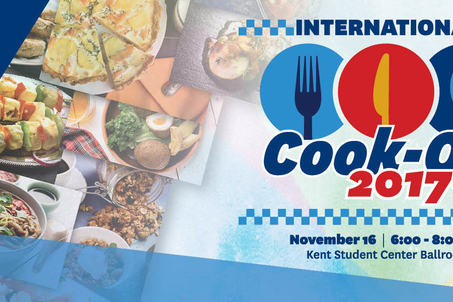 2017 International Cook-Off, November 16, Kent Student Center