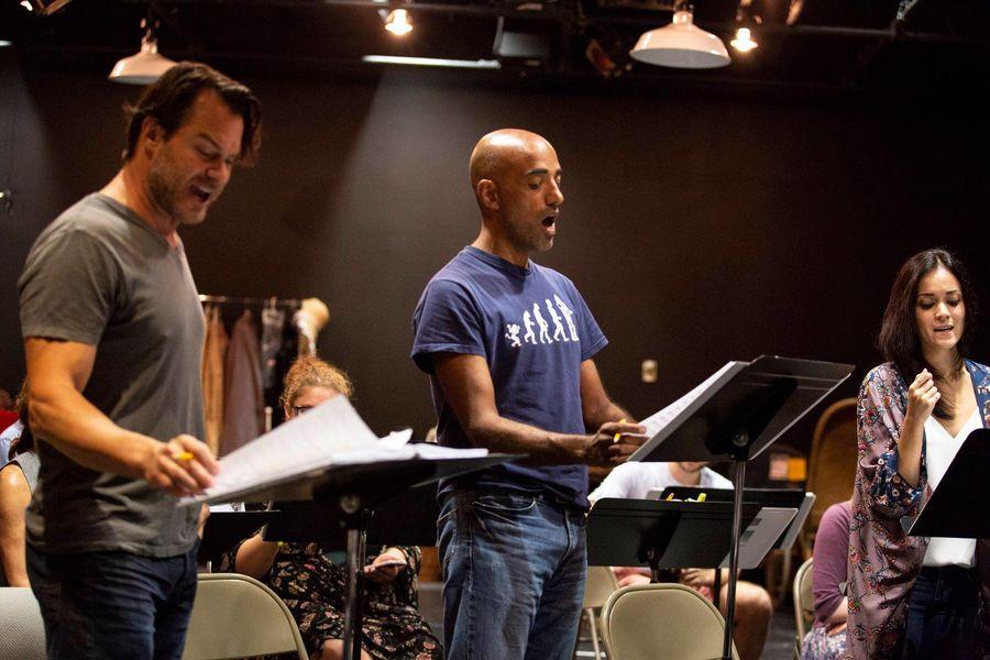 Fabio Polanco in Jane Eyre. Photo courtesy of Cleveland Musical Theatre