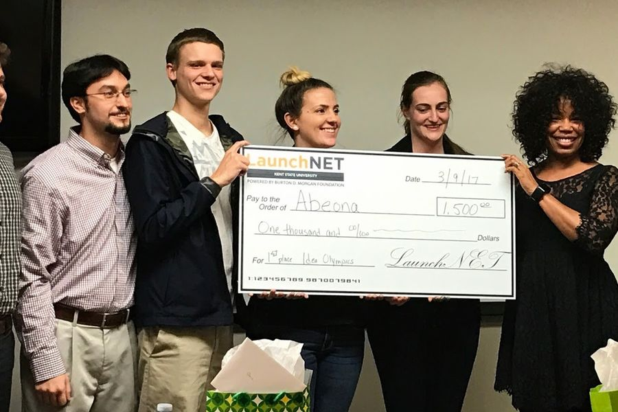 Fashion Tech team Abeona wins top honors at LaunchNET