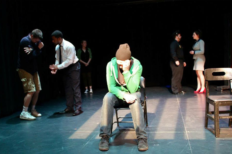 Abnormal Student Theatre Production 2015