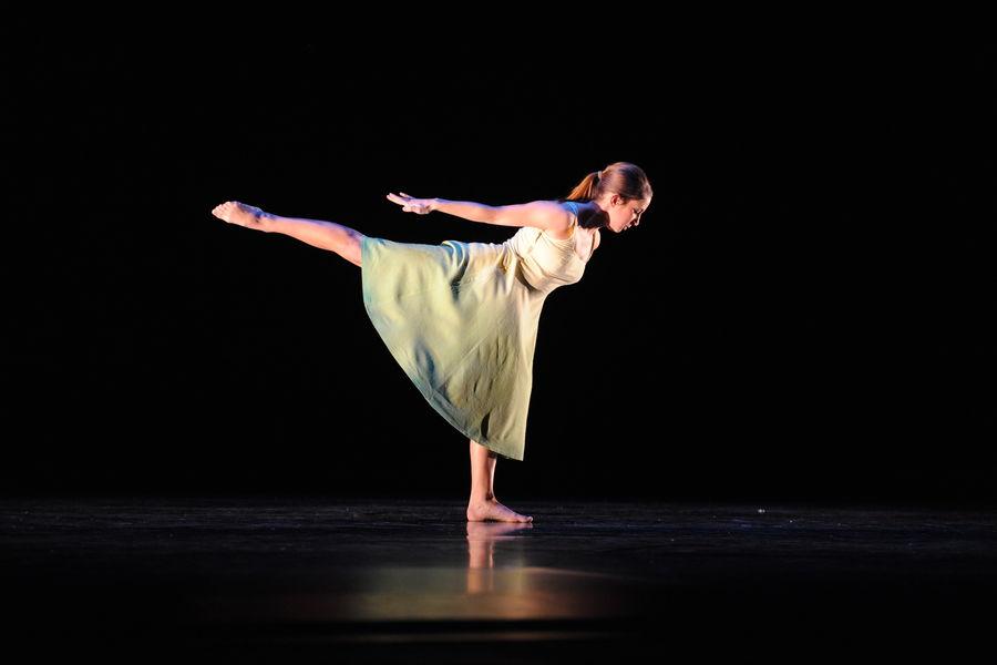 Nina Price performs Garth Fagan