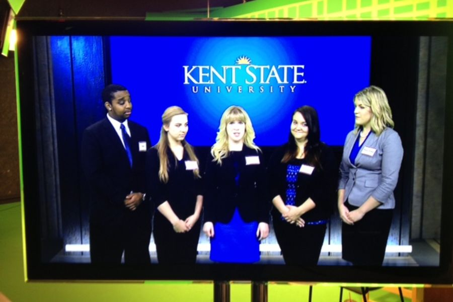 The 2013 Bateman Team placed second in the nation in the Public Relations Student Society of America Compeitition