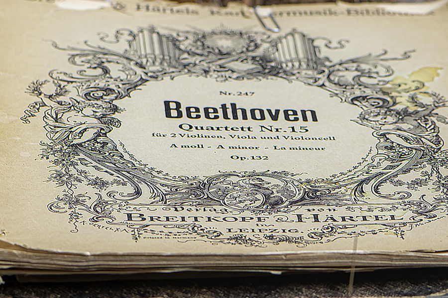 Crucial evidence suggests that Beethoven actually retained some hearing