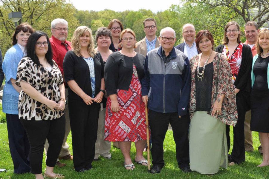 The Behavioral Sciences Advisory Board at Kent State Salem 2017