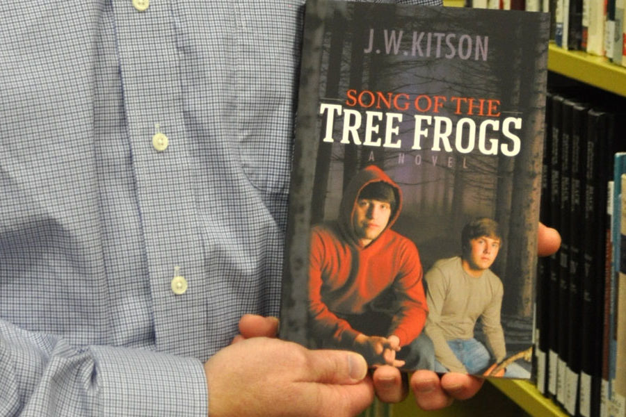 """Kent State University at East Liverpool Adjunct Instructor John Smith Publishes Novel """"Song of the Tree Frogs"""""""