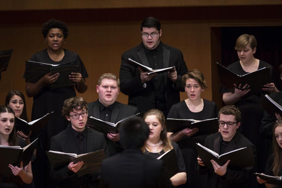 Kent State Choirs