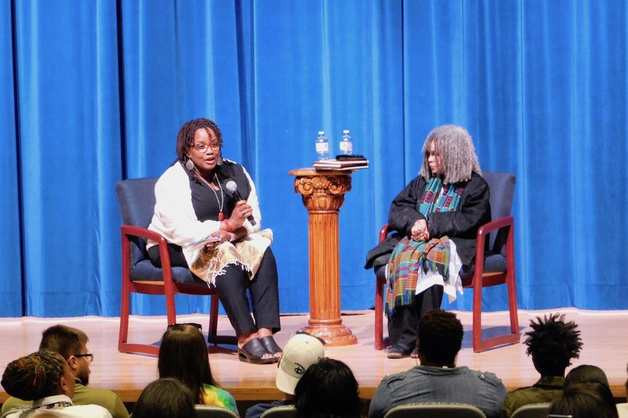 A Conversation with Sonia Sanchez