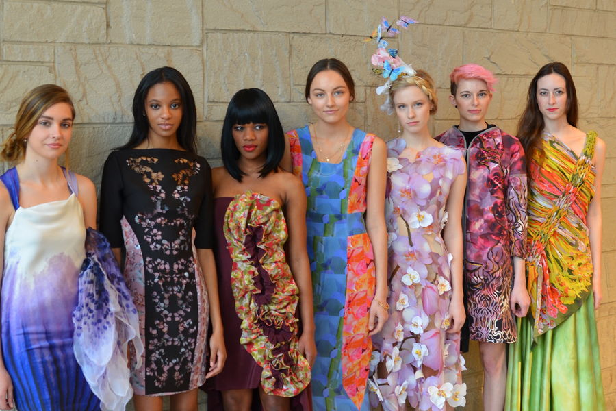 Fashion Meets the Botanicals 2016