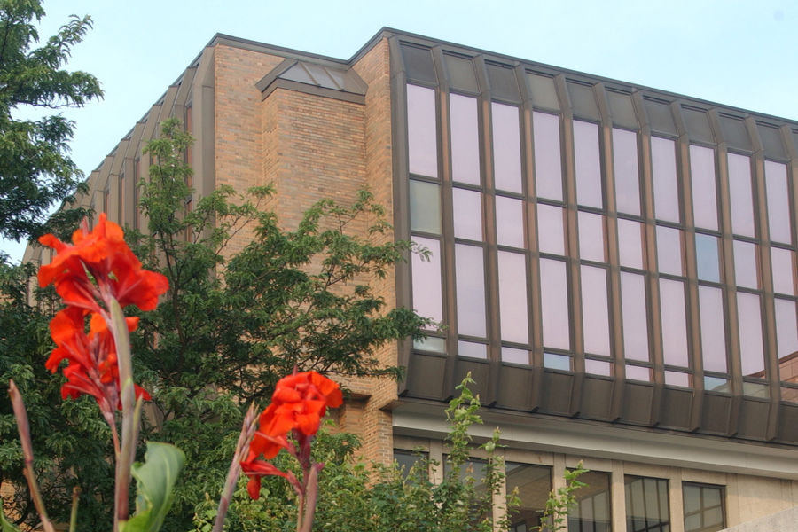Business Administration Building