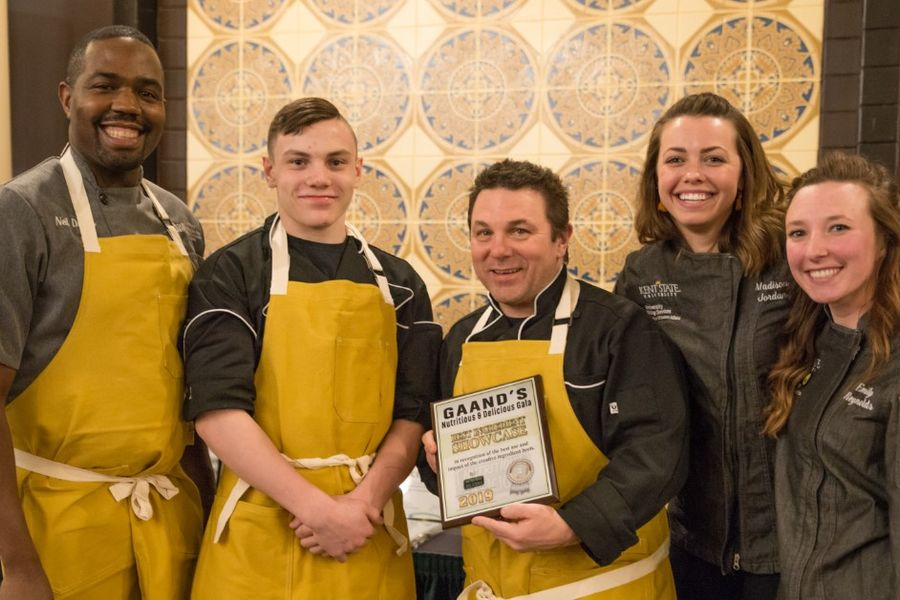 Dining Services Gala award 2019