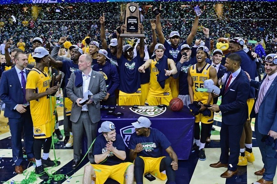 Flashes Win 2017 MAC Men's Basketball Tournament