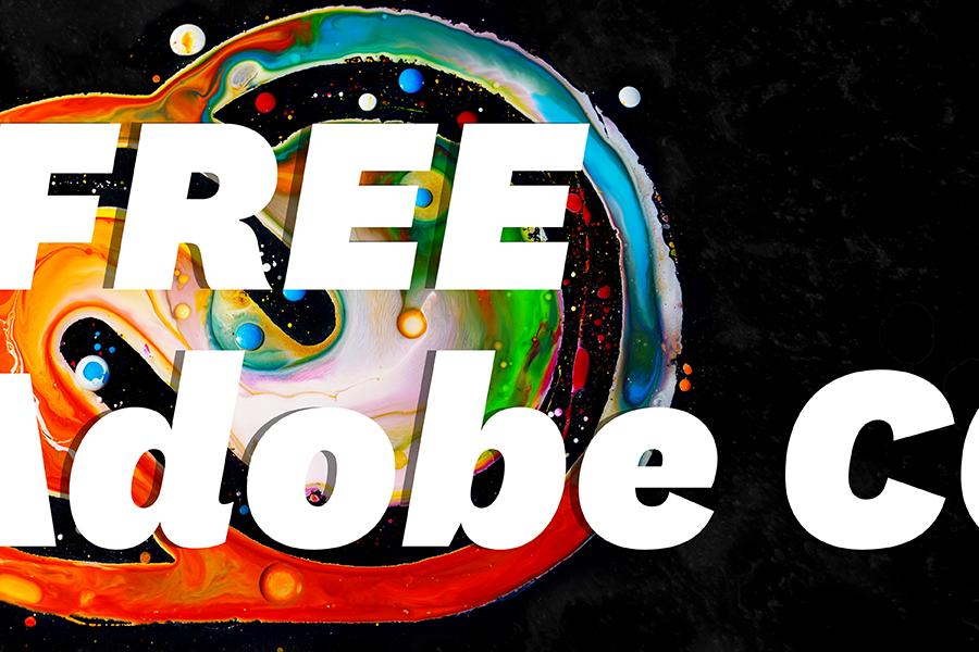 Free Adobe CC header image